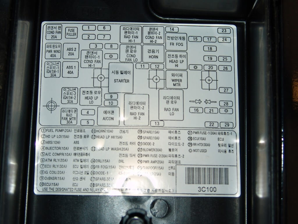 This 2004 Kia Optima came in with the complaint that all of the power  windows stopped working at the same time. I took a quick look at a wiring  diagram and ...