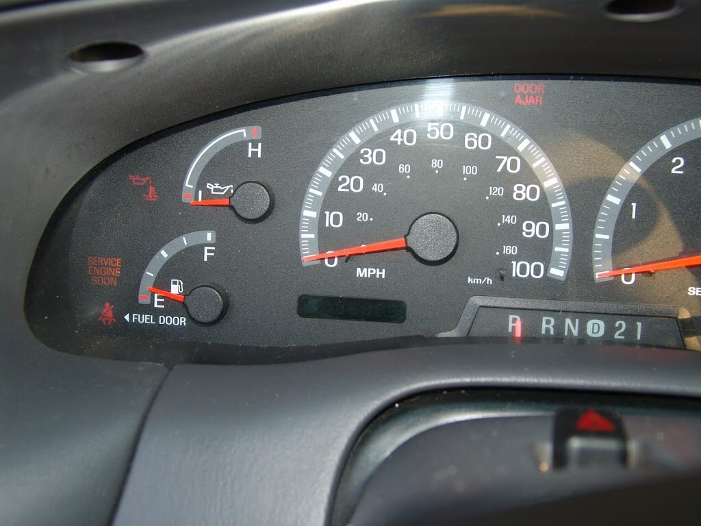 Sparky's Answers - 2003 Ford F150, Odometer Works Sometimes