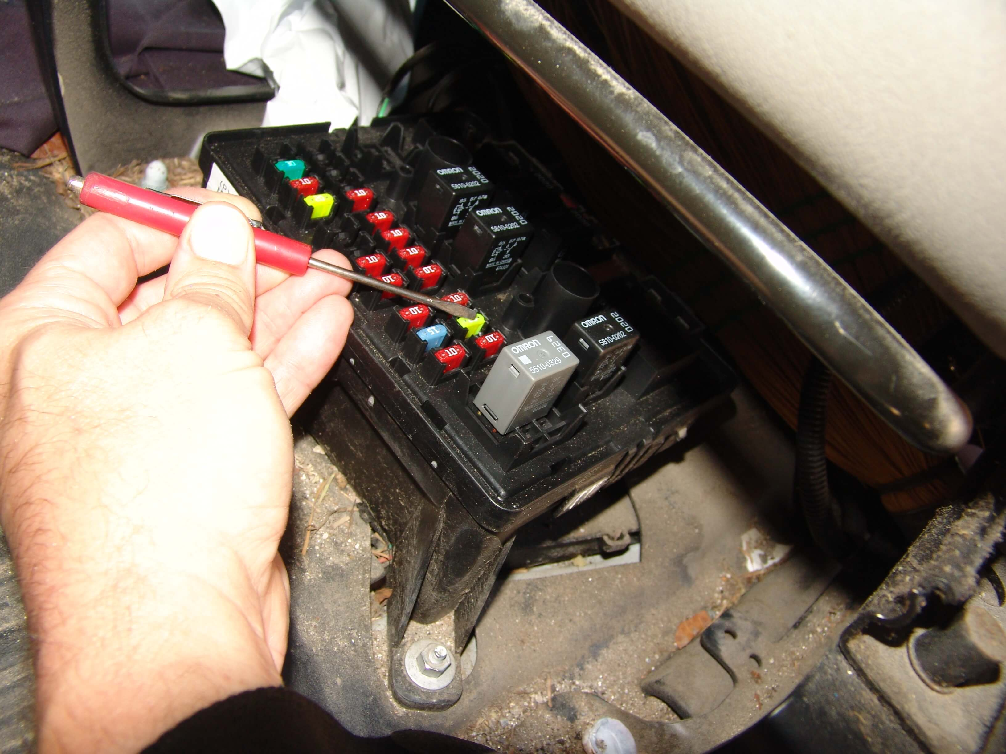 Sparky's Answers - 2007 Chevy Express G1500 Van, Fuse #10, HVAC Fuse Blows | Hvac Fuse Box Wiring |  | Sparky's Answers
