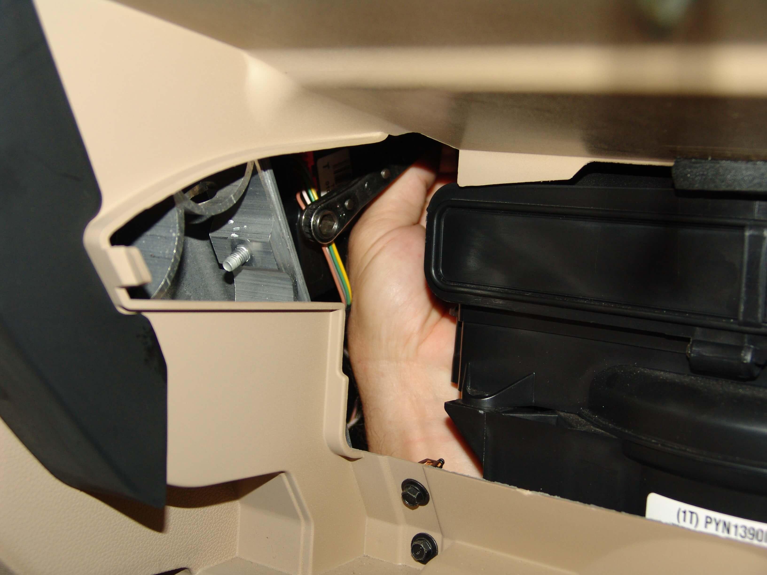 T3983001 Actuator Autos Post