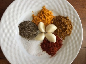 curry cauliflower spice blend