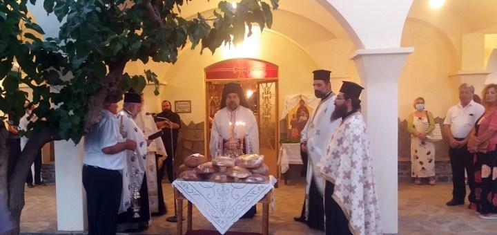 Η γιορτή της Αγίας Σοφίας, προστάτιδας του συλλόγου Τριτέκνων νομού Λασιθίου