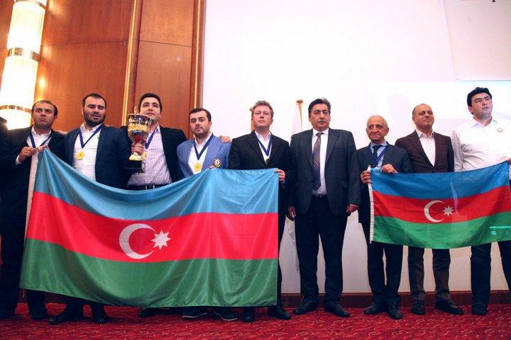 Το Αζερμπαϊτζάν πρώτο στις γυναίκες, η Ρωσία στους άνδρες