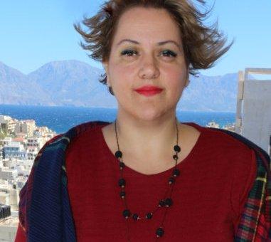 Αλεξία Παντιέρα - Μαραγκουδάκη, δήλωση υποψηφιότητας