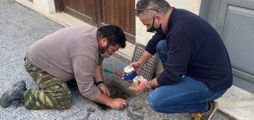 Δράσεις της Διεύθυνσης Ύδρευσης, Άρδευσης & Αποχέτευσης Δήμου Ιεράπετρας