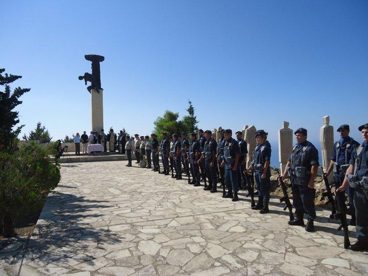Με επισημότητα οι εκδηλώσεις τιμής και μνήμης της 72ης επετείου από το Ολοκαύτωμα στην περιοχή Σελί Αμιρών του δήμου Βιάννου