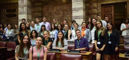 Αιχμηρές νεανικές φωνές πλημμυρίζουν το ελληνικό κοινοβούλιο