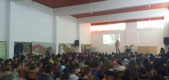 Παγκόσμια Ημέρα Ατόμων με Αναπηρία, εκδήλωση στο γυμνάσιο Νεάπολης