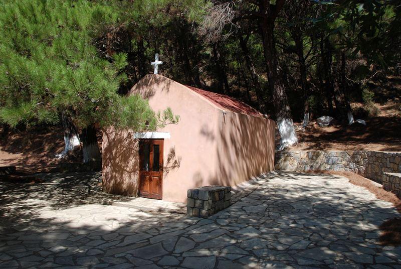 Πρόγραμμα πανηγύρεως Ιερού Ναού Αγίας Άννης Θρυπτής