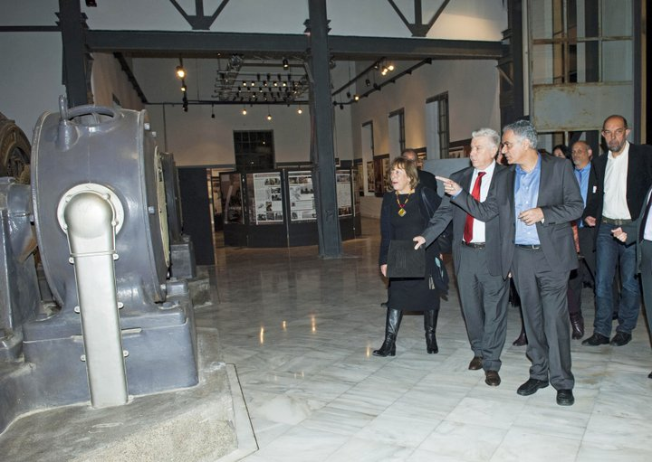 Βιομηχανική Κληρονομιά στην Ελλάδα, 1980-2015. Διάσωση - Έρευνα - Εκπαίδευση» και της αφιερωματικής Η ΔΕΗ και η ιστορία της
