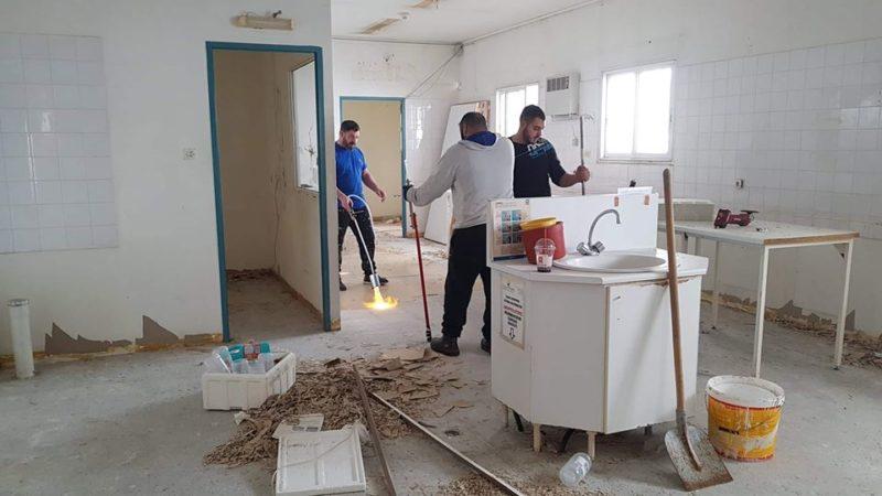 Μετακινήσεις τμημάτων και κλινικών νοσοκομείου Αγίου Νικολάου