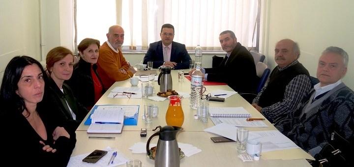 Σύσκεψη της ομάδας εργασίας για τη διεκδίκηση αποζημιώσεων υπέρ των κρητικών παραγωγών ελαιολάδου
