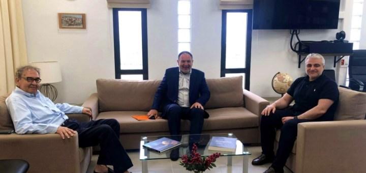 Σύμπραξη ΠΕΔ Κρήτης - ΙΤΕ προς όφελος της τοπικής ανάπτυξης