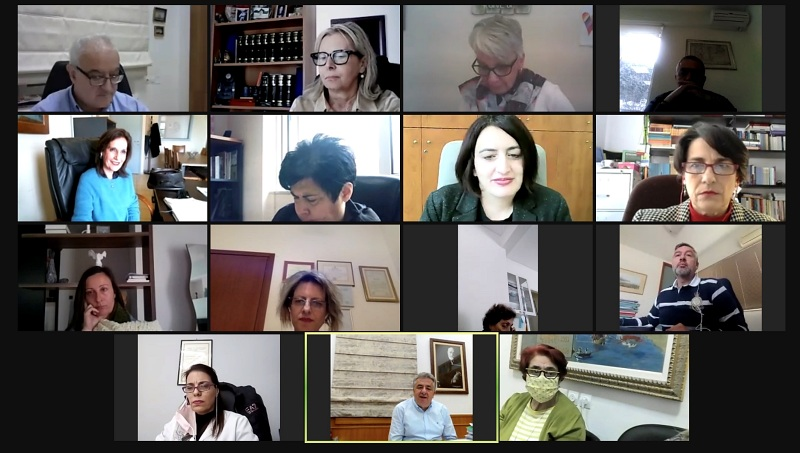 Επετειακή Συνεδρίαση της Περιφερειακής Επιτροπής Ισότητας των Φύλων Κρήτης