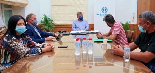 παρέμβαση Περιφερειάρχη ζήτησαν οι αγρότες της Ιεράπετρας για την διεκδίκηση αποζημιώσεων
