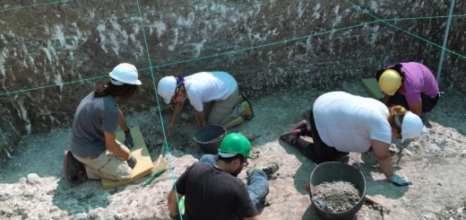 10ος χρόνος του προγράμματος «Παλαιολιθική Λέσβος»
