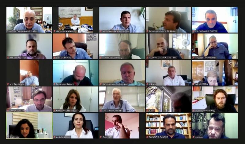 Η καταπολέμηση της ανεργίας στην Κρήτη στη μονοθεματική συνεδρίαση του Περιφερειακού Συμβουλίου