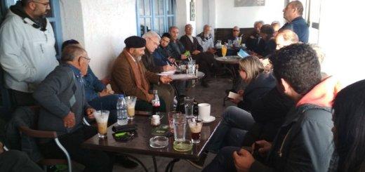 Συνάντηση Θραψανιώτη με κατοίκους για επανασύσταση του πρώην Δήμου Μακρύ Γιαλού