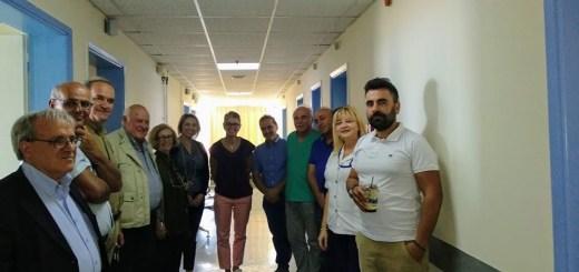 παρελήφθη η νέα ανακαινισμένη πτέρυγα του παλαιού κτιρίου Γενικού Νοσοκομείου Αγίου Νικολάου