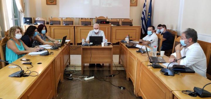Περιφερειακό Συμβούλιο Κρήτης, αποφάσεις