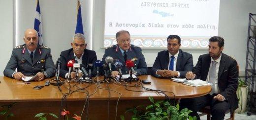 Απαγωγή Λεμπιδάκη, οι επίσημες δηλώσεις υπουργού και αστυνομίας