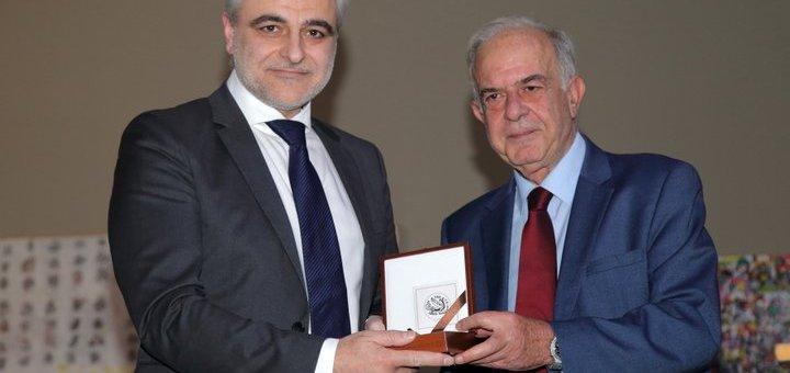 το Βραβείο Ηθικής Τάξεως 2018 στο ΙΤΕ