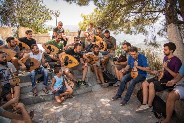 8ο μουσικό διδασκαλείο, Μέρωνας 2018