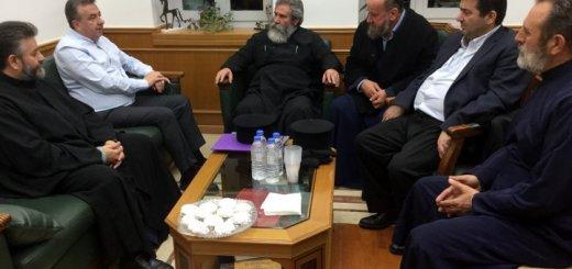 Στήριξη Περιφερειάρχη του αγώνα κληρικών κατά των αλλαγών που επιβάλλει η κυβέρνηση