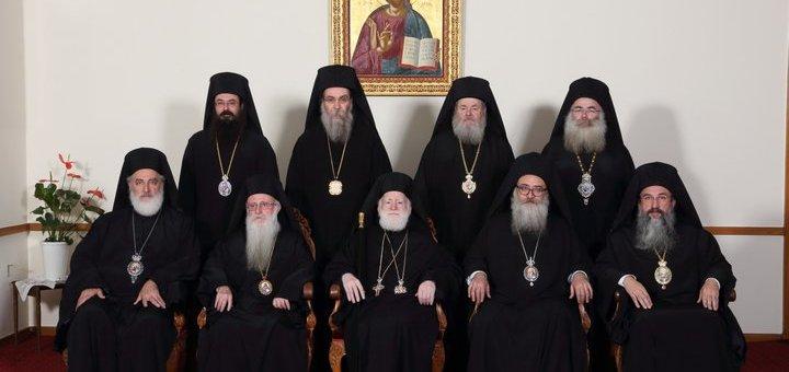 Συναντήσεις για τις θέσεις της Εκκλησίας Κρήτης