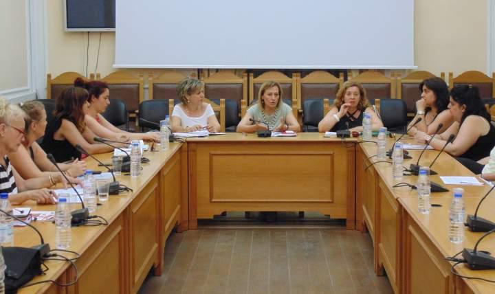 Ενημέρωση γυναικείων συνεταιρισμών