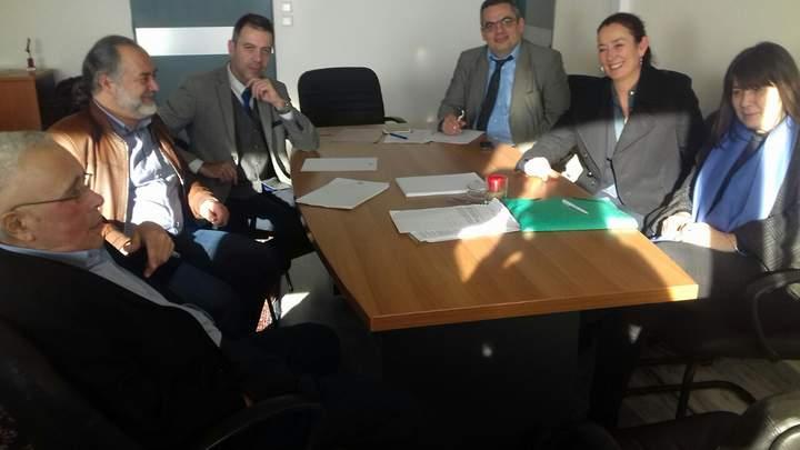 Σύσκεψη για το Ευρωπαϊκό σχολείο Ηρακλείου