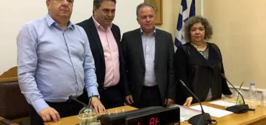 εκλογή προεδρείου στο Περιφερειακό συμβούλιο Κρήτης