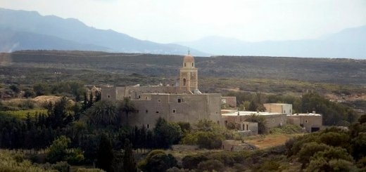 Ιερά Μονή Παναγίας Ακρωτηριανής και Αγίου Ιωάννου Θεολόγου Τοπλού Σητείας