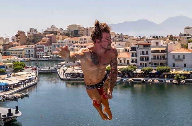 Cliff Diving 2018, 2η μέρα, κορύφωση
