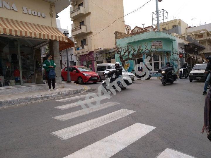 Επιτροπής Κυκλοφορίας Δήμου Άγιου Νικολάου, συνεδρίαση