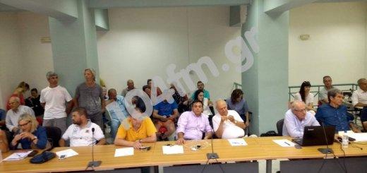 Παραλία Γαργαδόρου, συζήτηση για τη συζήτηση στο ΔΣ