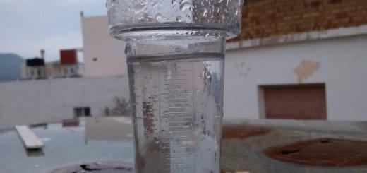 Βροχή ευλογία και στην ανατολική Κρήτη