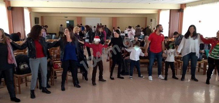 χριστουγεννιάτικες εκδηλώσεις στο παράρτημα ΑμεΑ Λασιθίου