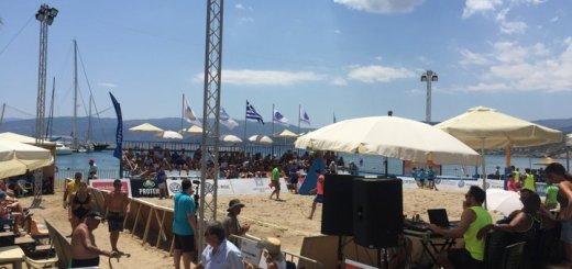 Ποια ήταν η επιτυχία του BEACH VOLLEY και του CLIFF DIVING;