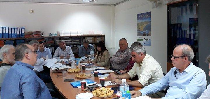 για τη δημιουργία δικτύου υδατοδρομίων στην Κρήτη
