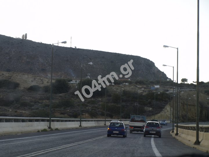 Κυκλοφοριακές παρεμβάσεις στον ΒΟΑΚ στο τμήμα Γούρνες - Χερσόνησος