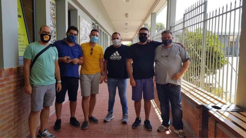 Καιρών Κρήτες- CretaWeather, διοικητικό συμβούλιο