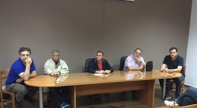 Παρουσία εκπροσώπων συλλόγων και φορέων συνεδρίασε η Διευρυμένη Επιτροπή για το Νοσοκομείο Ιεράπετρας