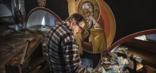 Έκθεση αγιογραφίας Γιώργου Χειρακάκη