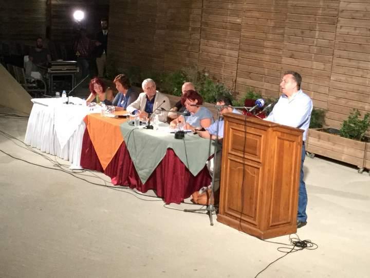 Αυθαίρετα θέματα περιβάλλοντος χωροταξίας η επίσκεψη Τσιρώνη