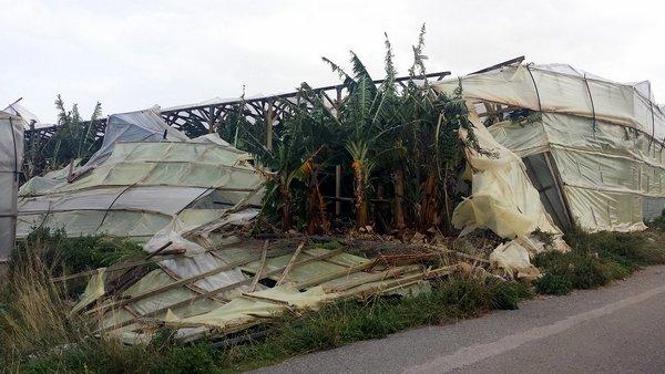 Ερωτήσεις για τις καταστροφές που προκάλεσε ο άνεμος