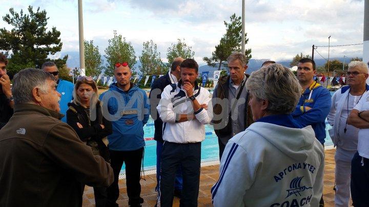 1η προκριματική ημερίδα grand prix κολύμβησης