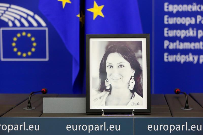 Daphne Caruana Galiziaβραβείο δημοσιογραφίας