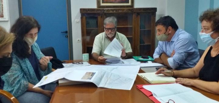 Σύσκεψη για το Κέντρο Αποκατάστασης και Αποθεραπείας στη Νεάπολη