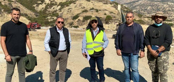 Ξεκίνησε το έργο κατασκευής της μονάδας διαχείρισης και κομποστοποίησης βιοαποβλήτων στο δήμο Ιεράπετρας